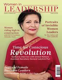 Women in Leadership magazine