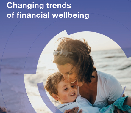 changing trends of financial wellbeing